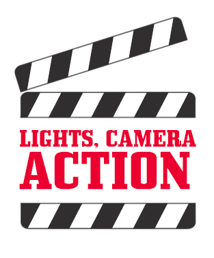 lights camera action a world of inspiration and a little extra