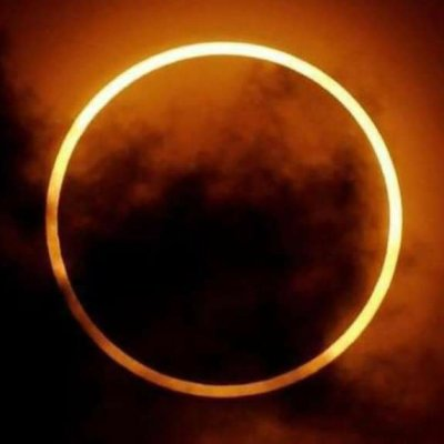We've an eclipse, the moon is new and about to start it's waxing cycle, a retrograde in Mercury and its almost Solstice.