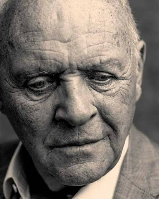 POWERFUL WORDS FROM ANTHONY HOPKINS: MUST READ.